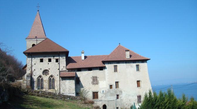 La redécouverte du prieuré de Meillerie (2009-2020)