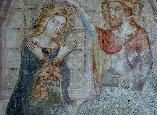 Une fresque du début du XVe siècle découverte en l'église de Saint-Paul-en-Chablais (Haute-Savoie)
