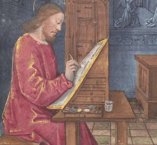 Coquillier du peintre