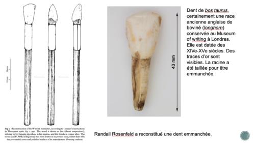 Planche extraite de La Matérialité du Texte, Workshop du séminaire de langues romanes de l'université de Zurich