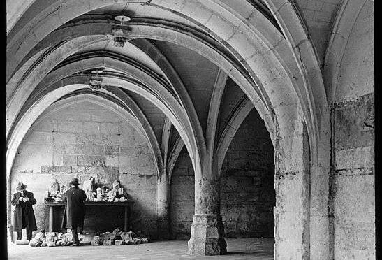 Étudier et/ou restaurer le bâti médiéval (1850-1950) – acte ii